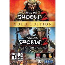 Total War: Shogun 2 - Gold Edition (PC, 2013, Nur der Steam Key Download Code)
