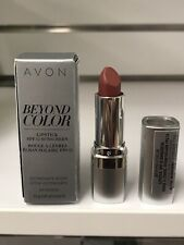 Avon Beyond Color Lipstick Spf 15 Sunscreen Twig New 3.0g Discontinued