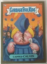 Garbage Pail Kids Gold CAPPED CALVIN BNS1 61a