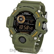 * Nuevo * CASIO G-shock Reloj Para Hombre Master G RANGEMAN Solar-GW-9400-3 - RRP £ 280