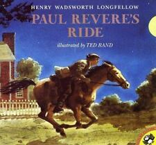 Paul Revere's Ride: By Longfellow, Henry Wadsworth