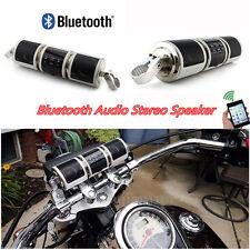 Wasserdichte Motorrad Bluetooth Lautsprecher Audio Sound System FM/Radio/MP3 USB