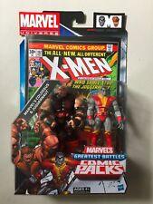 "Marvel Universe 3 3/4"" JUGGERNAUT & COLOSSUS Action Figure 2 Pack Comic"