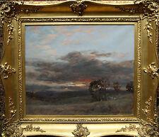John Campbell MITCHELL RSA 1862-1922 écossais Aberfoyle peinture exposée