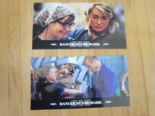 Dancer In The Dark Bjork Original French lobby card set Lars Von Trier 2000