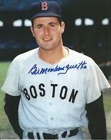 Bill Monbouquette (DD) 1962 Boston Red Sox No-Hitter Pitcher Signed 8x10 Photo