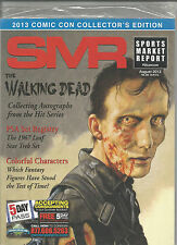 SPORTS MARKET REPORT, PSA PRICE GUIDE,  August, 2013 - The Walking Dead