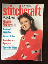 Stitchcraft Magazine: July 1980