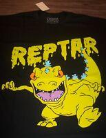 Nickelodeon RUGRATS REPTAR DINOSAUR T-Shirt MEDIUM NEW w/ TAG