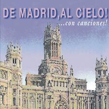 DE MADRID, AL CIELO...CON CANCIONES  (VARIOS)-3CD