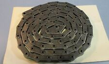 "Tsubaki 2060HP 10Ft Roller Chain w/ Oversize Roller, Hollow Pin 1-1/2"" NWOB"
