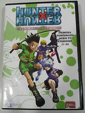 HUNTER CAZADORES DE TESOROS TEMPORADA 1 COMPLETA SERIE TV EPISODIOS 1-31 - 8 DVD