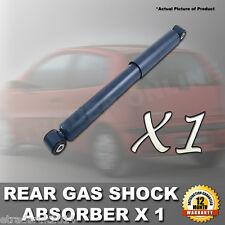 FIAT PUNTO 1.2 MK2 1999-06 1 X SINGLE REAR SHOCK ABSORBER SHOCKER SHOCK DAMPER