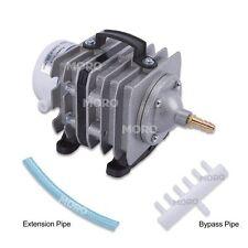 20W 35W 105W Electromagnetic Air Pump for Fish Pond Aquarium Hydroponics