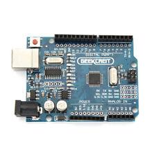 Placa de desarrollo uno R3 Atmega 328P para Arduino Sin Cable