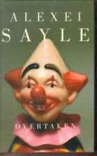 Overtaken by Alexei Sayle H/B D/J  SIGNED COPY