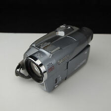 Canon Elura 80 Silver Digital & Mini DV Camcorder Video Camera - PLEASE READ