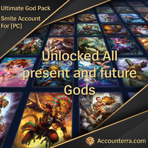 [PC] Smite Account 30+ LVL | Ultimate God Pack | All Gods | Look to Description