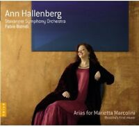 Ann Hallenberg - Arias for Marietta Marcolini [New CD]
