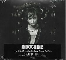 INDOCHINE - Singles Collection 2001-2021 - 2CD - Sony Music - 2020 - Europe