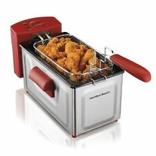 Hamilton Beach 2-Liter Professional Deep Fryer -Brand New- *NO TAX*