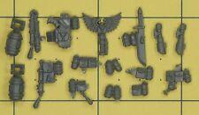 Warhammer 40K marines espaciales Blood Angels Tactical Squad Accesorios