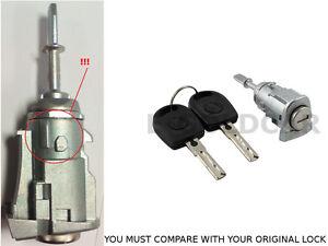 DOOR LOCK BARREL LOCKSET FRONT RIGHT FOR SKODA OCTAVIA I MK1 1996- 1U0837168C