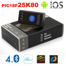 2019 Mini ELM 327 Bluetooth 4.0 with Switch 25K80 ELM327 V1.5 for IOS Android