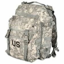 ACU ASSAULT PACK 3 DAY MOLLE II BACKPACK BUG OUT BAG VGC No Stiffener - New