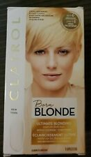 Clairol Born Blonde Ultimate Blonding Hair Color ~ ☆ OPENED BOX ☆