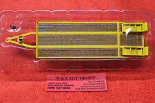 50-3237 Beaver Tail Trailer Yellow NEW IN BOX