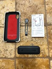 Element Case Black OPS tactical case for iPhone X/XS