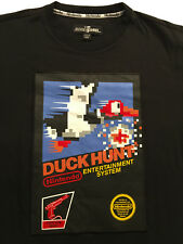 Torrel Nintendo Duck Hunt Limited Edition 1 of 1000 Black T-Shirt Sz. M