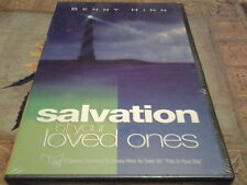 audio book on cd salvation for your loved ones benny hinn Christian teaching new
