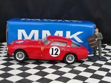MMK RESIN FERRARI RED  #12  1:32 SLOT NEW OLD STOCK IN BOX