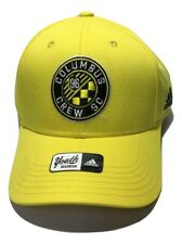 Adidas Columbus Crew SC Hat - Youth - Yellow 96
