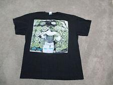2pac Shakur All Eyez On Me Shirt Adult Large Tupac Death Row Hip Hop Rap Tee