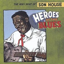 """Son House """"The Very Best Of Son House"""" CD! BRAND NEW! STILL SEALED!"""