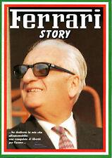 FERRARI STORY 17,  ROGLIATTI, ENZO FERRARI, NEW CAR BOOK / On Sale For $68.88