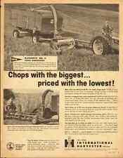 1959 vintage farm ad for McCormick #15 Field harvester-091212