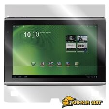 ArmorSuit MilitaryShield Acer Iconia A500 Screen Protector + Full Body Skin *NEW