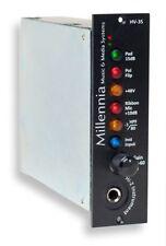Millennia Media HV-35 Microphone Preamp API 500 Series, Auth Dealer, Warranty