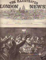 1870 Illustrated London News Nov 26 - Fight or Starve?