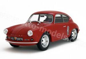 Alpine A106 Ottomobile 1 18
