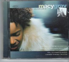(ES440) Macy Gray, On How Life Is - 1999 CD