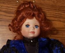 """Empress Beetle"" Beauty Bug Ball Porcelain Doll by Marie Osmond"