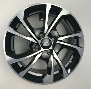 "Jantes en Alliage Ford Fusion Fiesta B-Max Focus Ka 15 "" Neuf Offre Top"