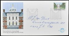 Netherlands 1981 Huis Ten Bosch Royal Palace FDC First Day Cover #C49171