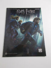 *  HARRY POTTER MOVIE-SONGBOOK-PIANO-DEATHLY HALLOWS Alfred music