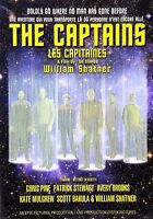 NEW   DVD - THE CAPTAINS - STAR TREK - WILLIAM SHATNER , PATRICK STEWART ,